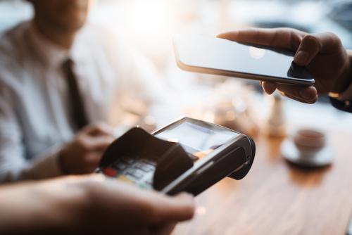 płacenie telefonem