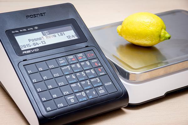 kasa fiskalna z wagą