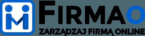 logo firma o zarządzaj firmą online